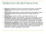 derecho de reparacion