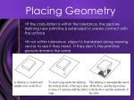 placing geometry4