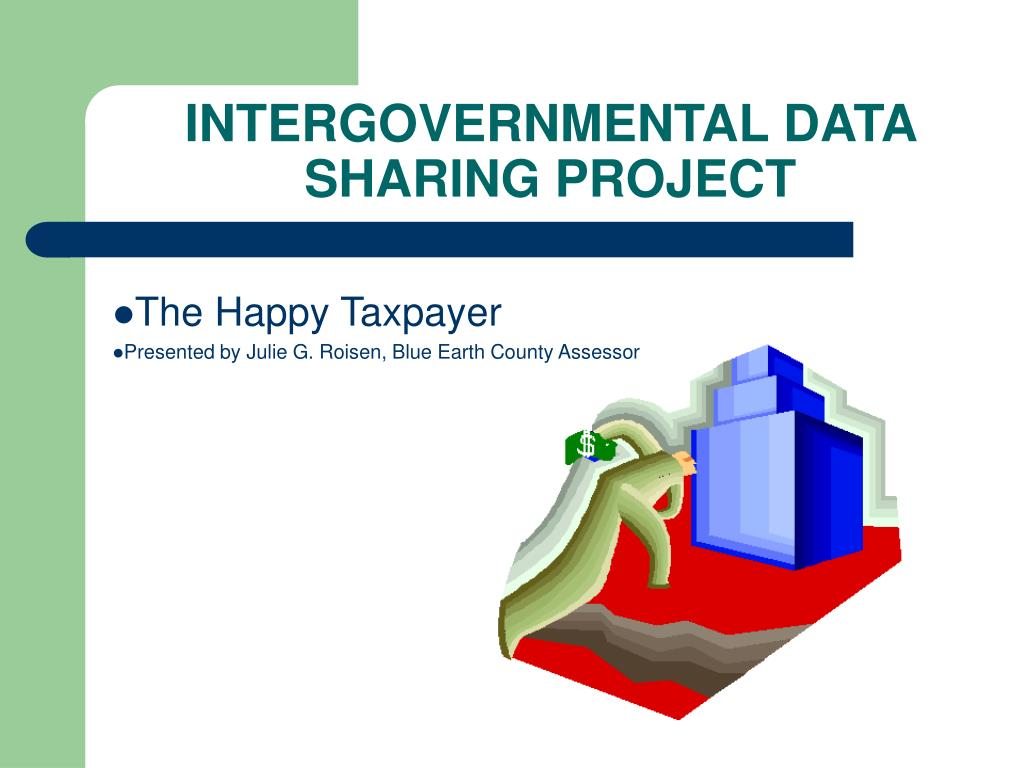 intergovernmental data sharing project l.