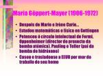 maria g ppert mayer 1906 1972