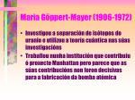 maria g ppert mayer 1906 197239
