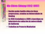 wu chien shiung 1912 1997