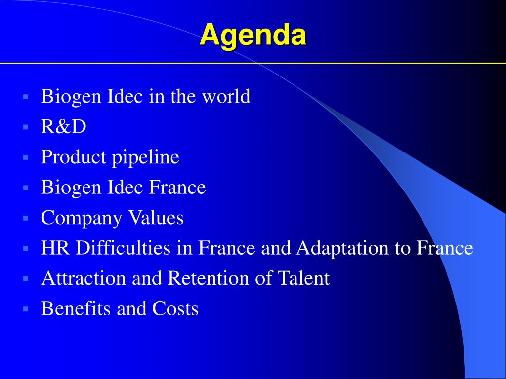 Biogen Idec in the world