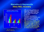 marcellus haynesville likely ngl recovery