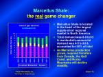 marcellus shale the real game changer