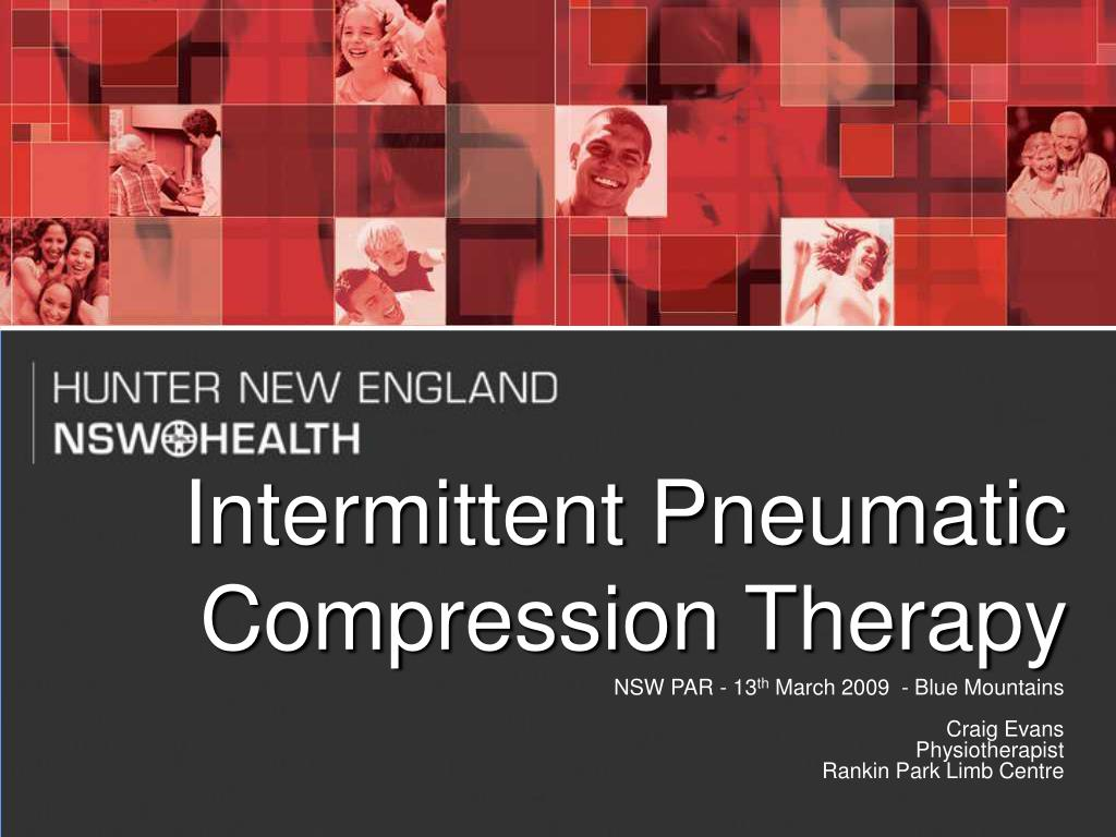 intermittent pneumatic compression therapy l.