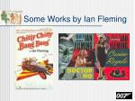 some works by ian fleming