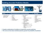 building accurate predictive models