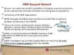hmo research network