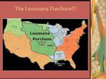 the louisiana purchase4