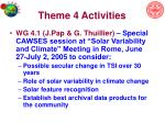theme 4 activities