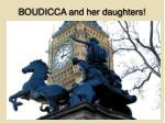 boudicca and her daughters