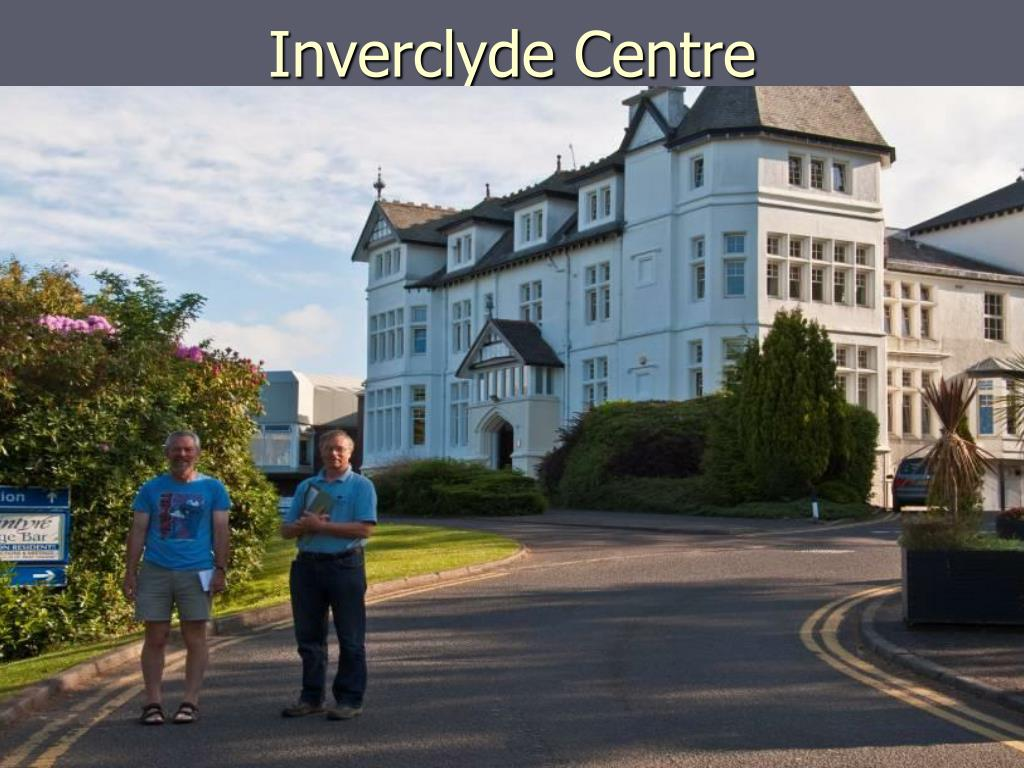 Inverclyde Centre