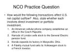 nco practice question