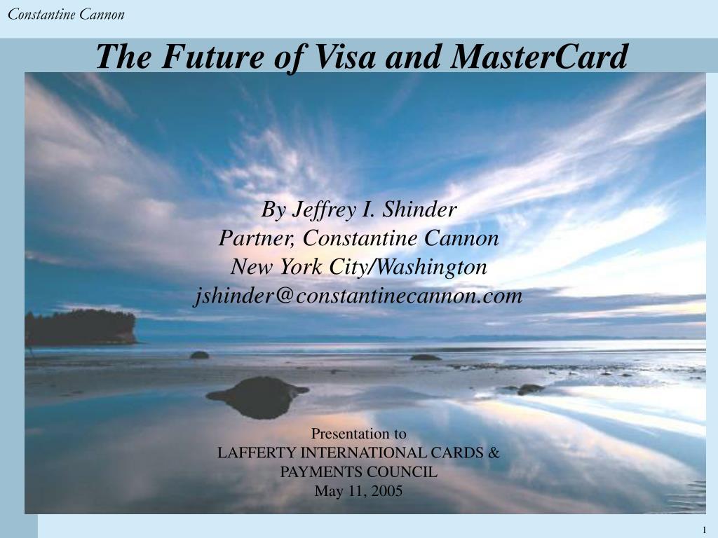 the future of visa and mastercard l.