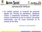 definici n familia5