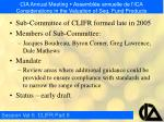 cia annual meeting assembl e annuelle de l ica considerations in the valuation of seg fund products