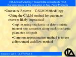 cia annual meeting assembl e annuelle de l ica considerations in the valuation of seg fund products26