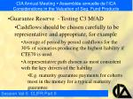 cia annual meeting assembl e annuelle de l ica considerations in the valuation of seg fund products29