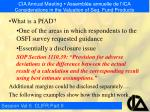cia annual meeting assembl e annuelle de l ica considerations in the valuation of seg fund products31