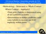 cia annual meeting assembl e annuelle de l ica considerations in the valuation of seg fund products7