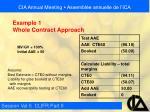 cia annual meeting assembl e annuelle de l ica34