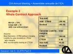 cia annual meeting assembl e annuelle de l ica38