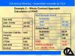 cia annual meeting assembl e annuelle de l ica39