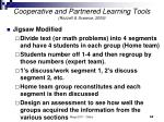 cooperative and partnered learning tools rozzell scearce 2009