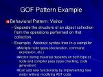 gof pattern example