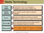 media terminology38
