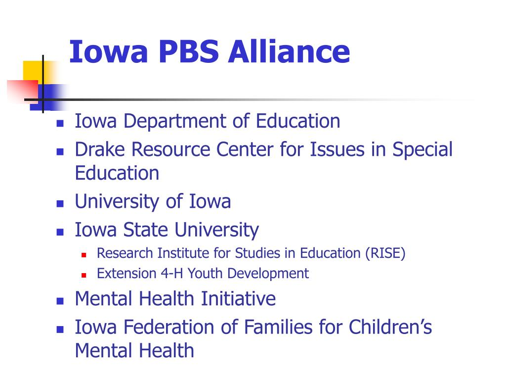 Iowa PBS Alliance