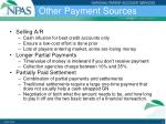 other payment sources