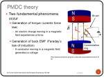 pmdc theory