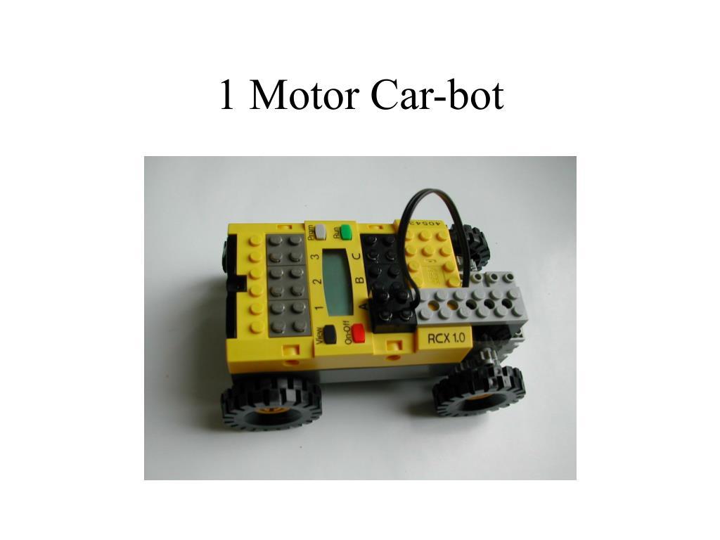 1 motor car bot l.