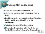 making zen do the work11