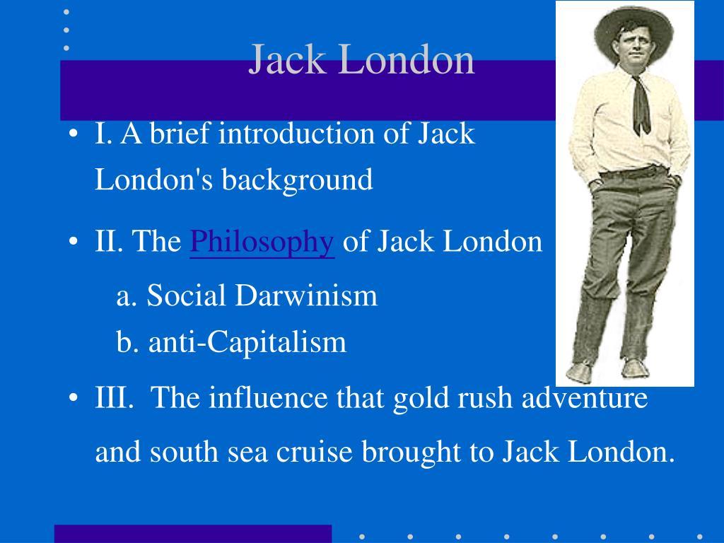 jack london l.