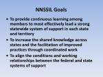 nnssil goals