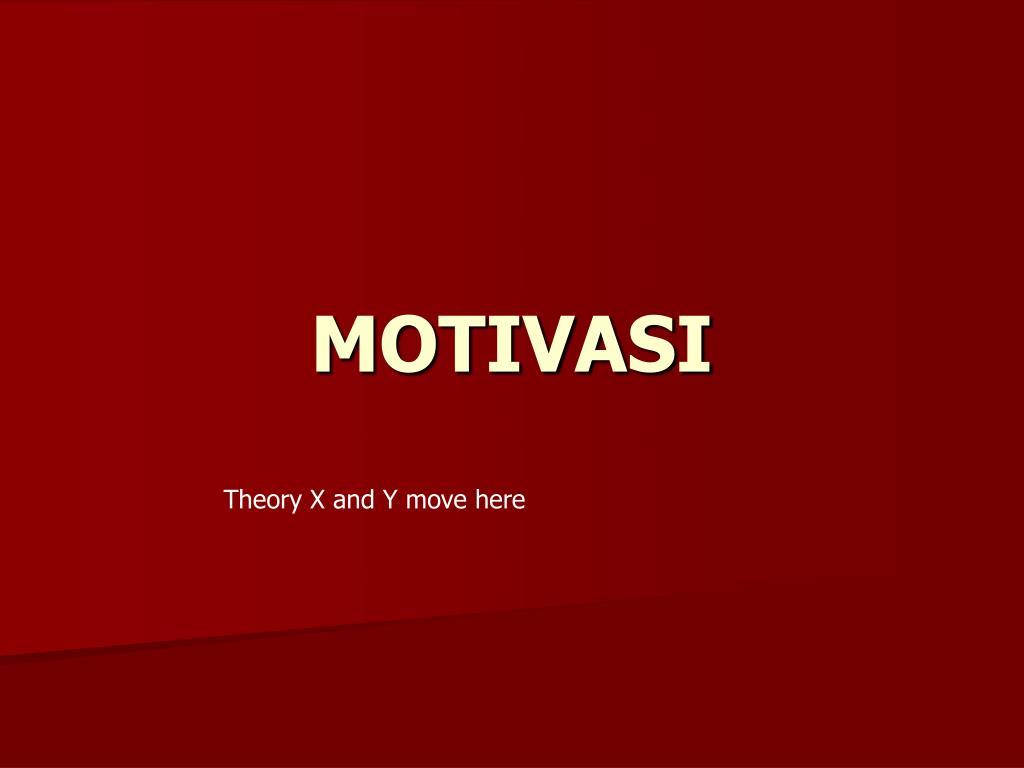 motivasi l.