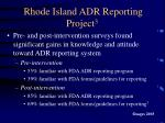 rhode island adr reporting project 38