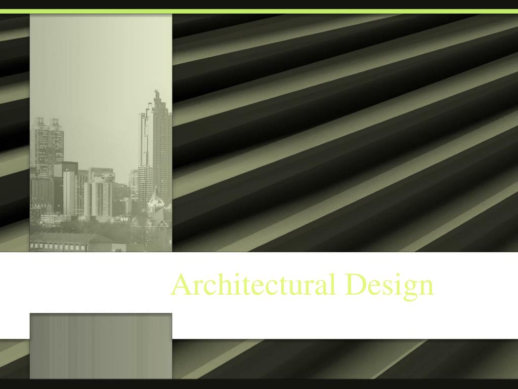 architectural design l.