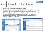 links to entrez gene