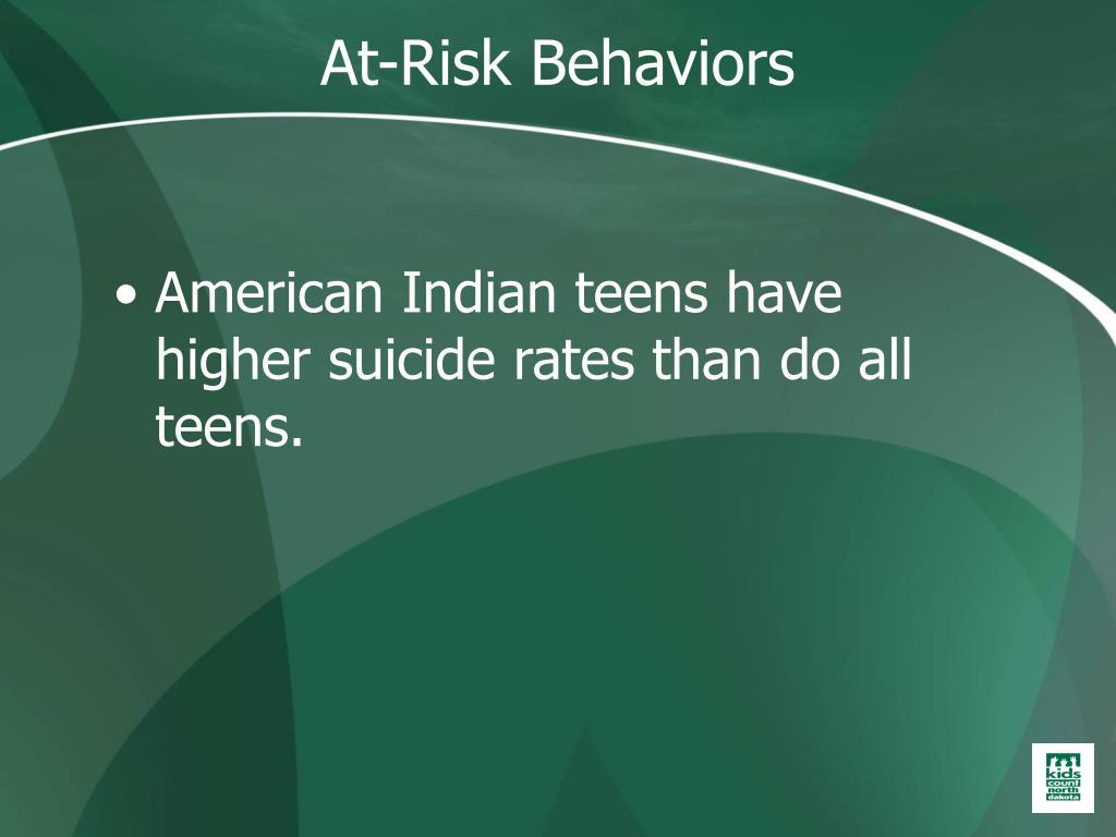 At-Risk Behaviors