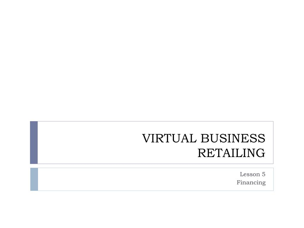 virtual business retailing l.