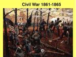 civil war 1861 1865