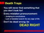 death traps37
