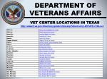 department of veterans affairs2