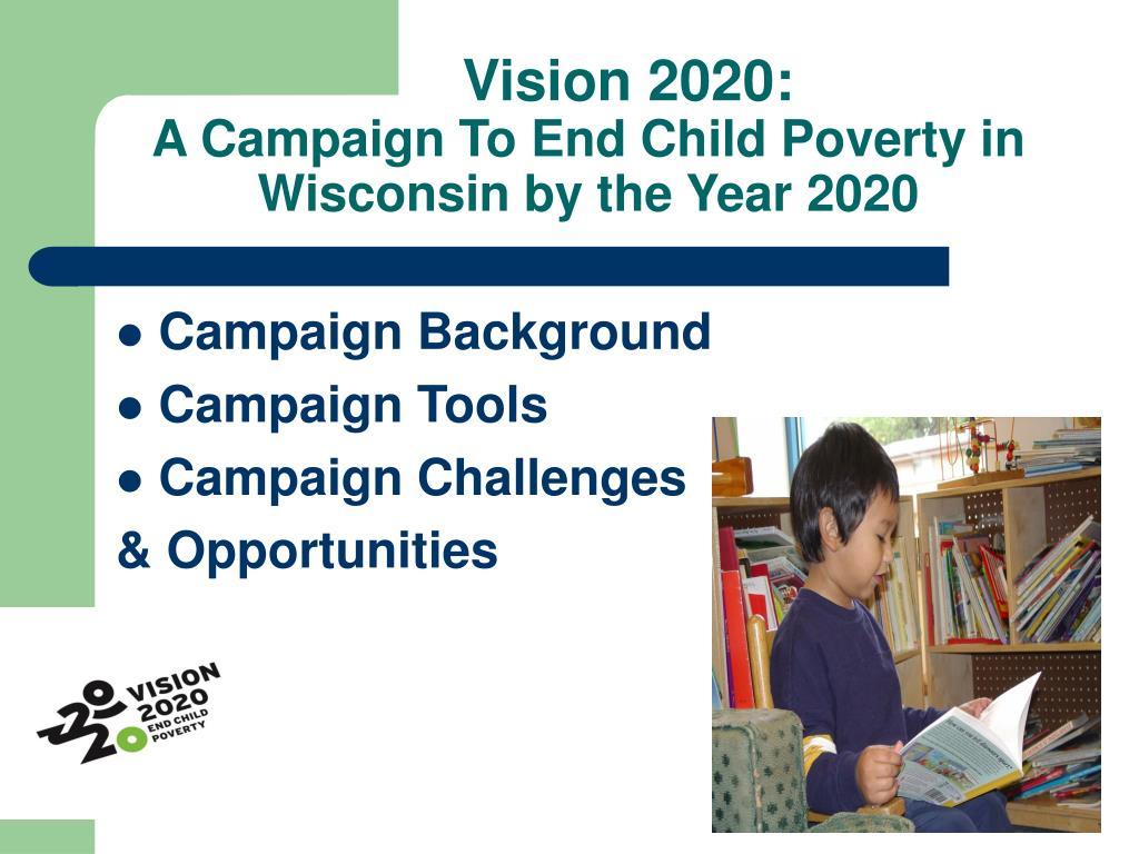 Vision 2020: