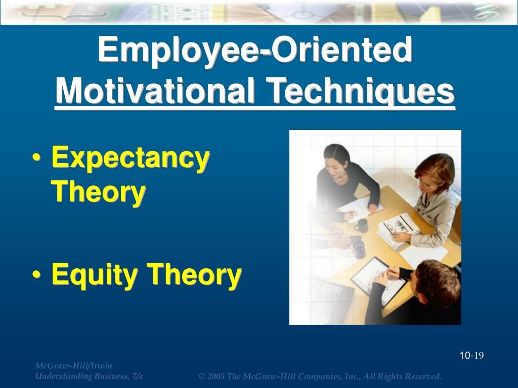 Employee-Oriented