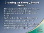creating an energy smart future
